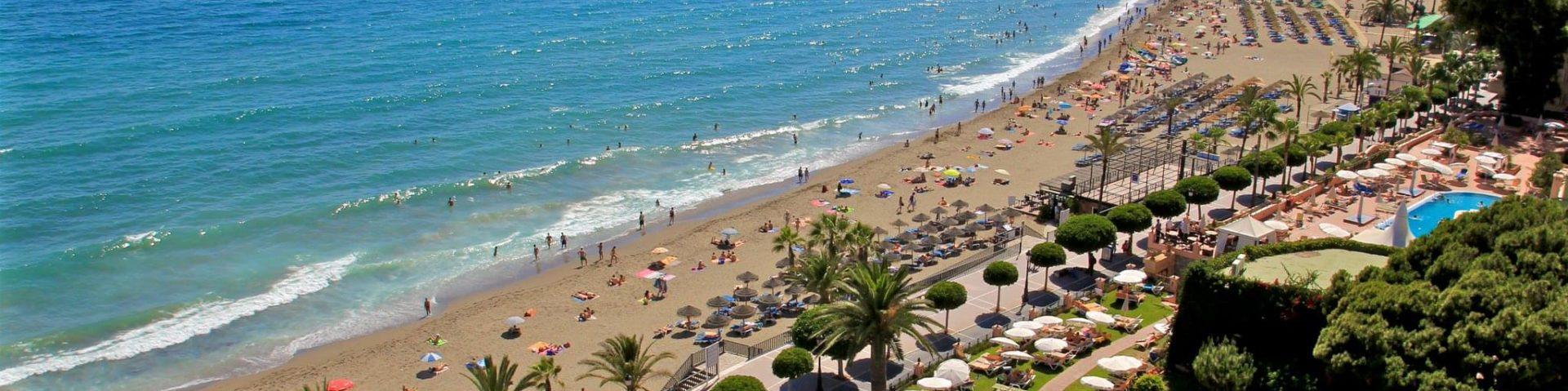 Marbella. Все о курорте Марбелья в Испании